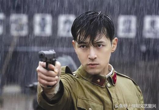 張志堅稱讚胡歌是公認的好演員。圖/澎派新聞