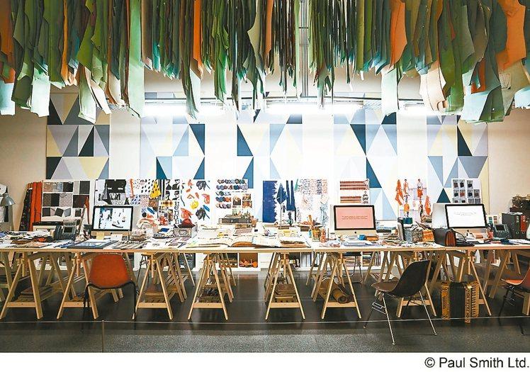 工作室The Design Studio展區。 圖/聯合數位文創提供