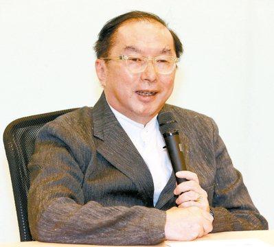 廣達董事長林百里 (本報系資料庫)