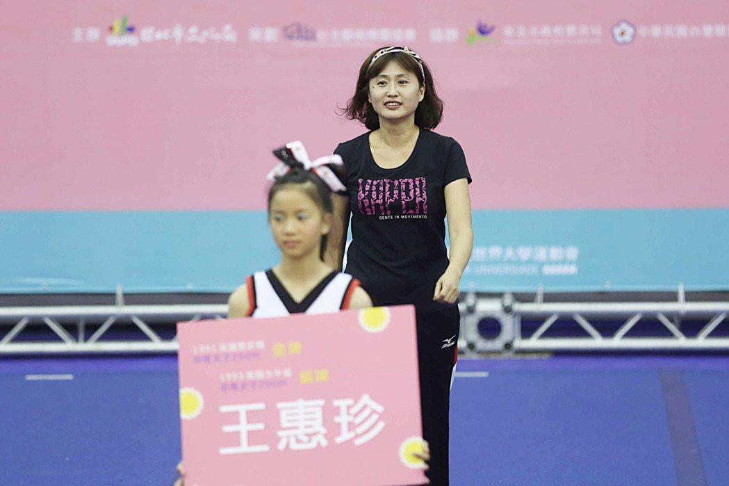 2017世界大學運動會倒數60天,主辦單位17日在台北田徑館舉辦「CHEER F...