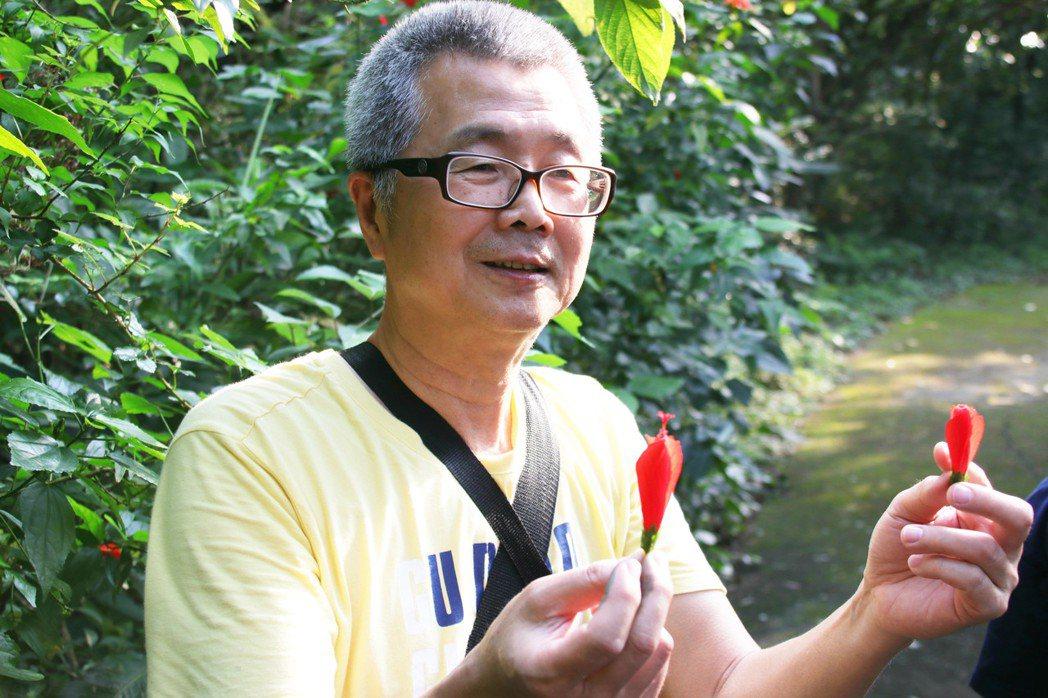 王德昌20年前集資買下石門11甲的溪谷,秉持自然復育、低度開發原則打造生態農場。...