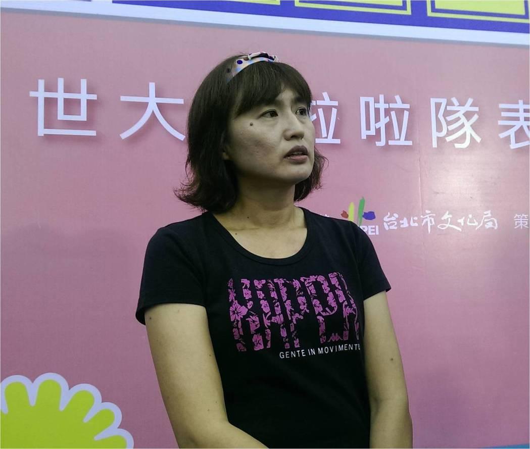 王惠珍。記者 吳思儀/攝影