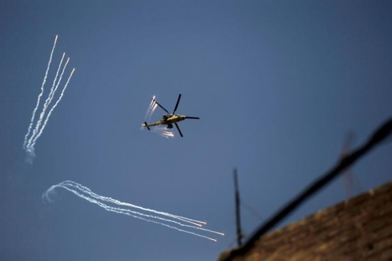 最終大戰開打! 伊拉克進攻IS最後據點摩蘇爾舊城