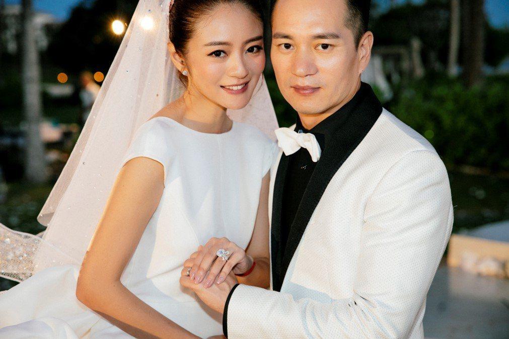 安以軒(左)與陳榮煉將回台北宴客。圖/安以軒工作室提供