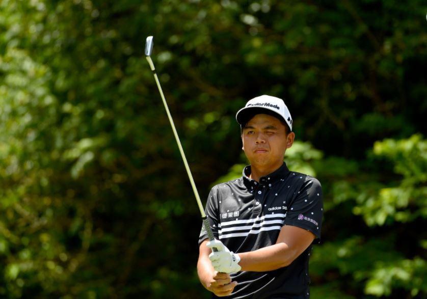 台灣好手洪健堯在泰后盃高球賽拿下第3名。圖/取自Asian Tour官網。