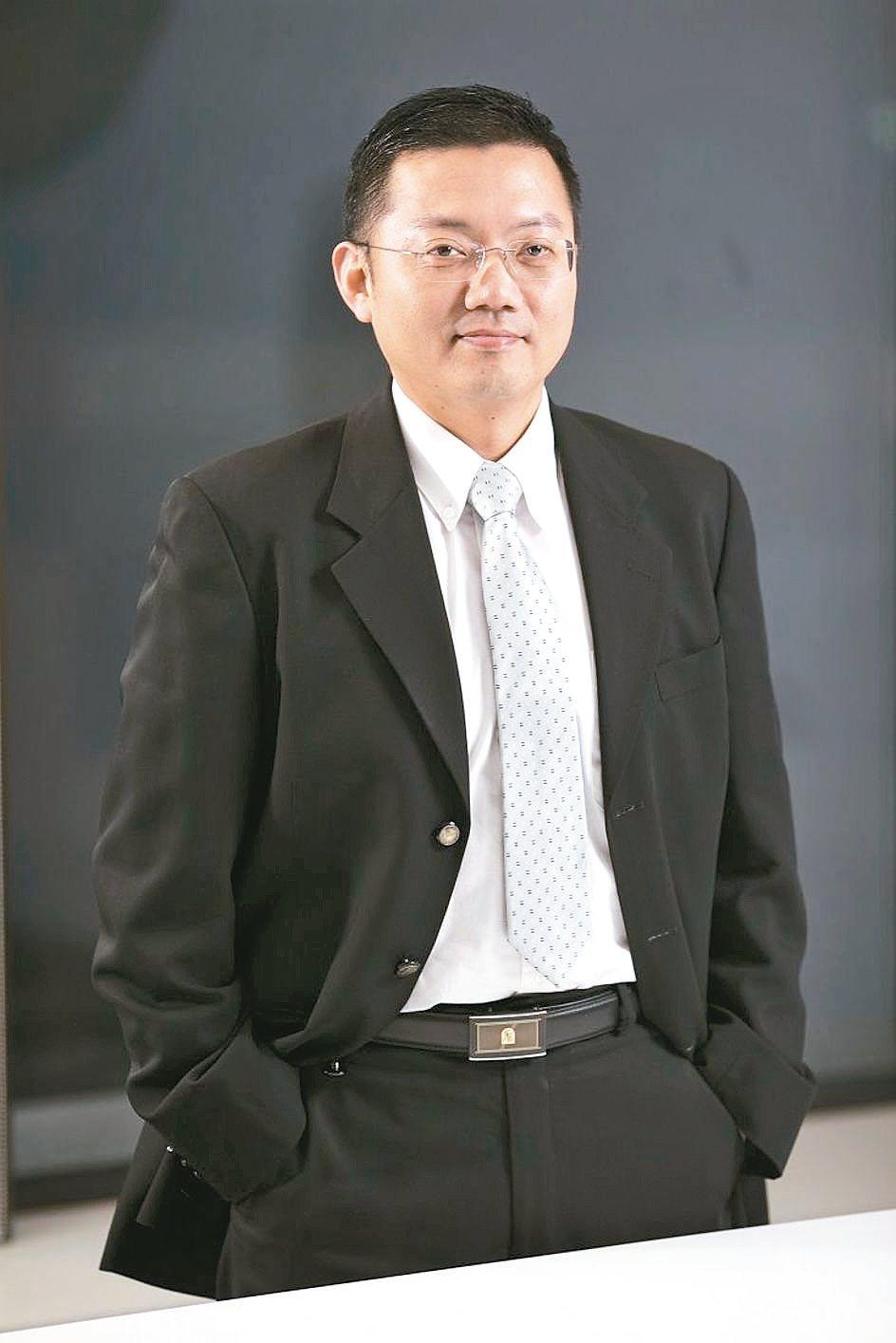 勤業眾信風險管理諮詢公司執行副總經理吳佳翰。 勤業眾信/提供