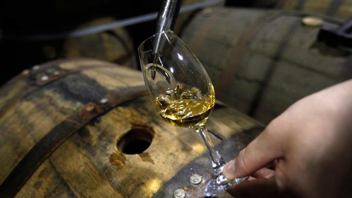 威士忌在亞洲銷量上升,也成為一種財富投資。(路透)