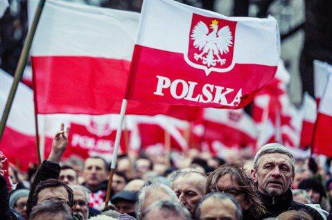 現在的波蘭,到底怎麼了?  圖/法新社