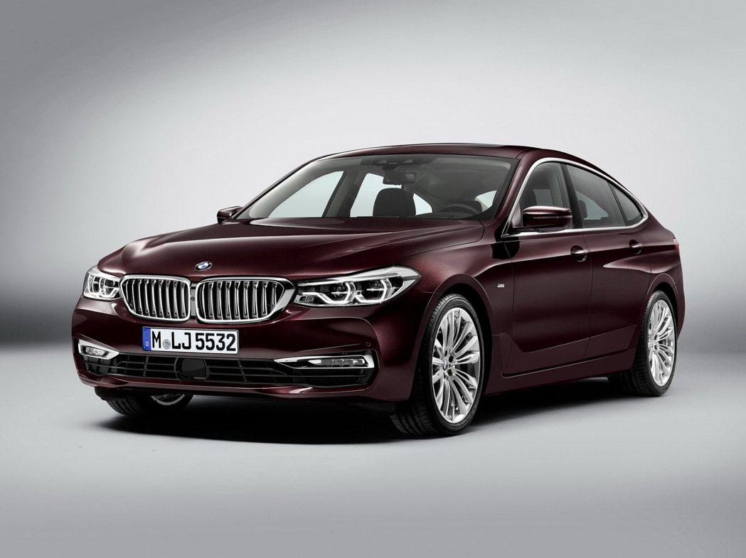 全新BMW 6GT指日可待。 摘自BMW