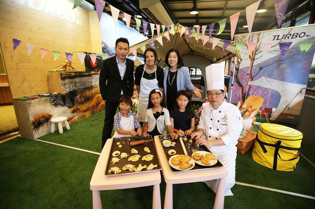時下最流行的Glamping 豪華式露營,台南大億麗緻酒店舉辦兩天一夜「小紳士 ...