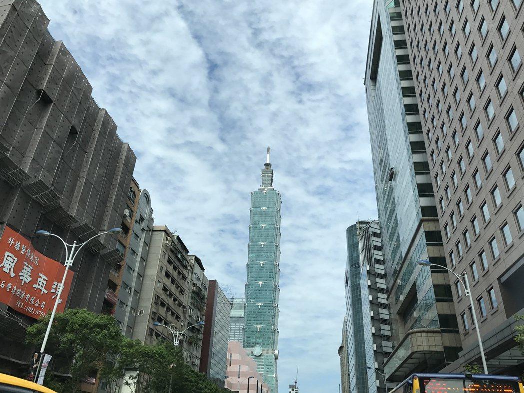 國際地產顧問公司萊坊發布最新全球房價指數。記者游智文/攝影