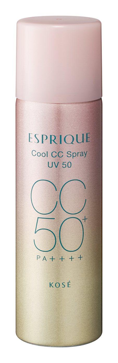 丰靡美姬‧幻粧 冰沁勻潤CC噴霧,1色,60g,700元。圖/KOSE提供