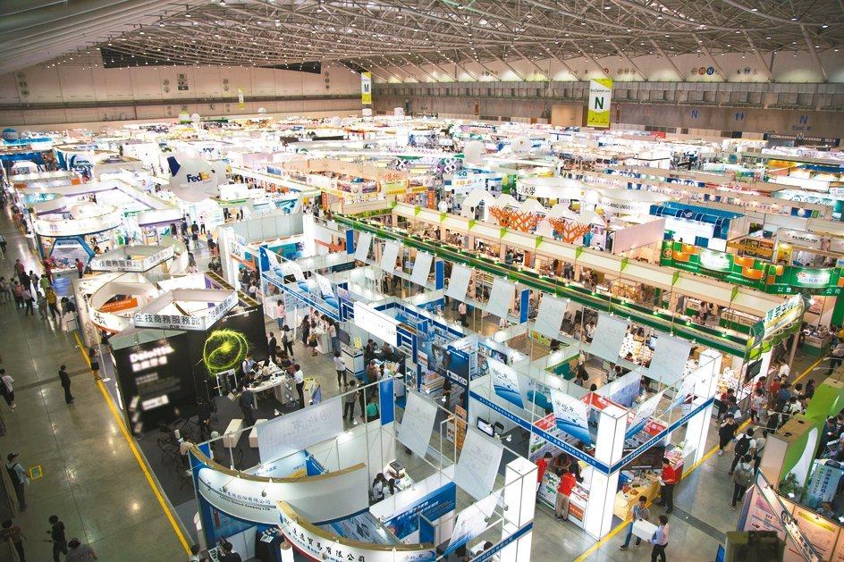 2017生技月共吸引全球15個國家地區、600家參展商共襄盛舉。 台灣生物產業發...