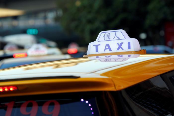 計程車示意圖。圖/路透