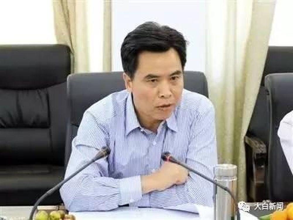 江西萍鄉前副市長孫家群被雙規。(取材自大白新聞) 高淑芬