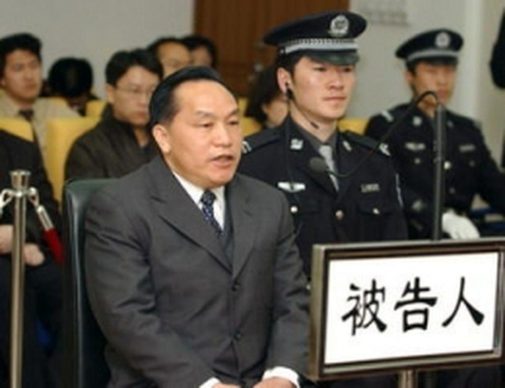 前雲南省長李嘉廷因受賄罪獲死緩。(取材自大白新聞) 高淑芬