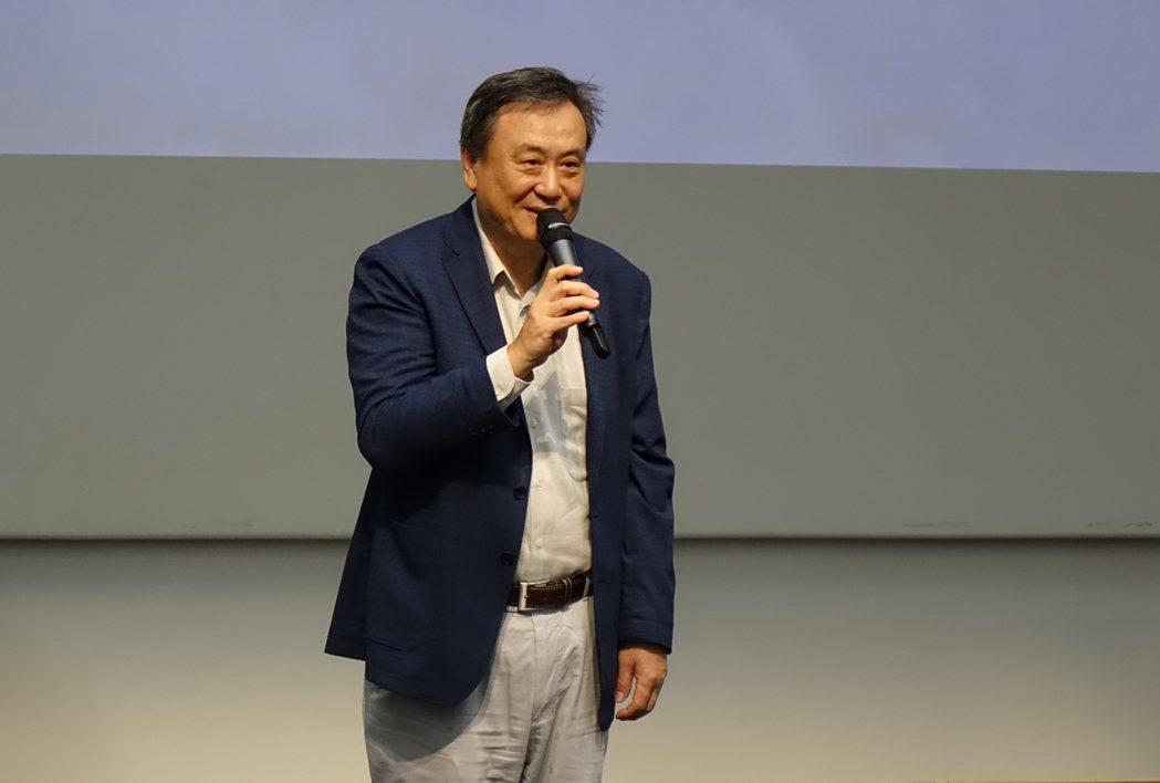 導演李崗電影「想飛」當地時間19日晚間在倫敦舉辦放映會,雖然是3年前上映的電影,