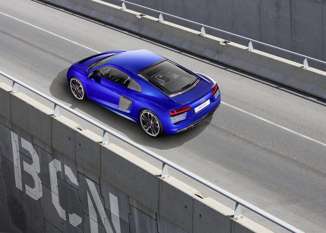 電動超跑一直都是奧迪的生產計劃之一。 摘自Audi