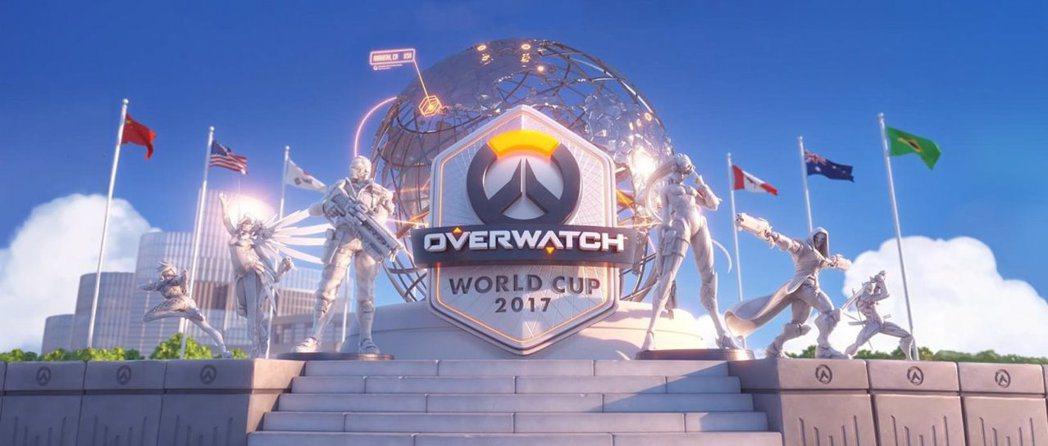 《鬥陣特攻》世界盃32支隊伍將分別前往全球四個城市所舉辦的四場「現場小組賽」為國...