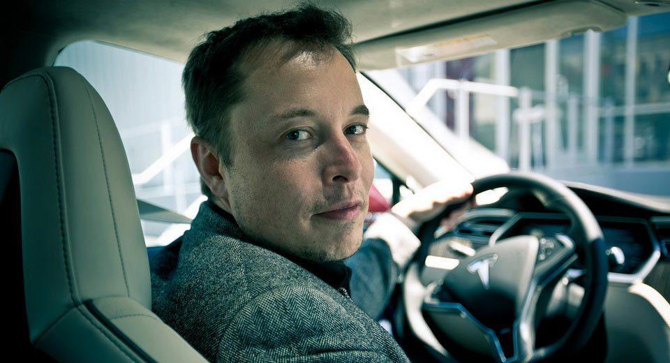 Elon Musk。圖/摘自carscoops.com