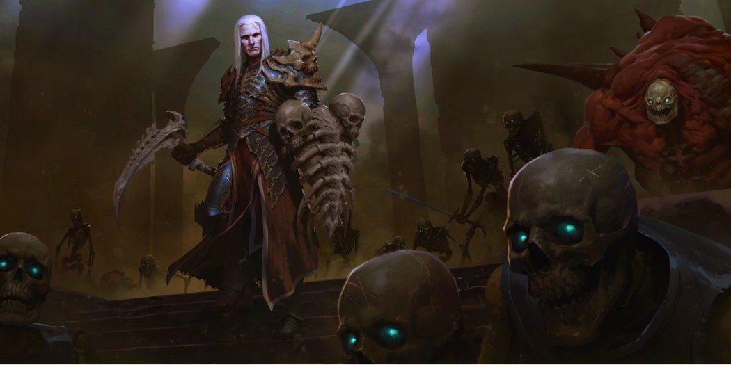 《暗黑破壞神III:奪魂之鐮》全新組合包:《死靈法師的崛起》