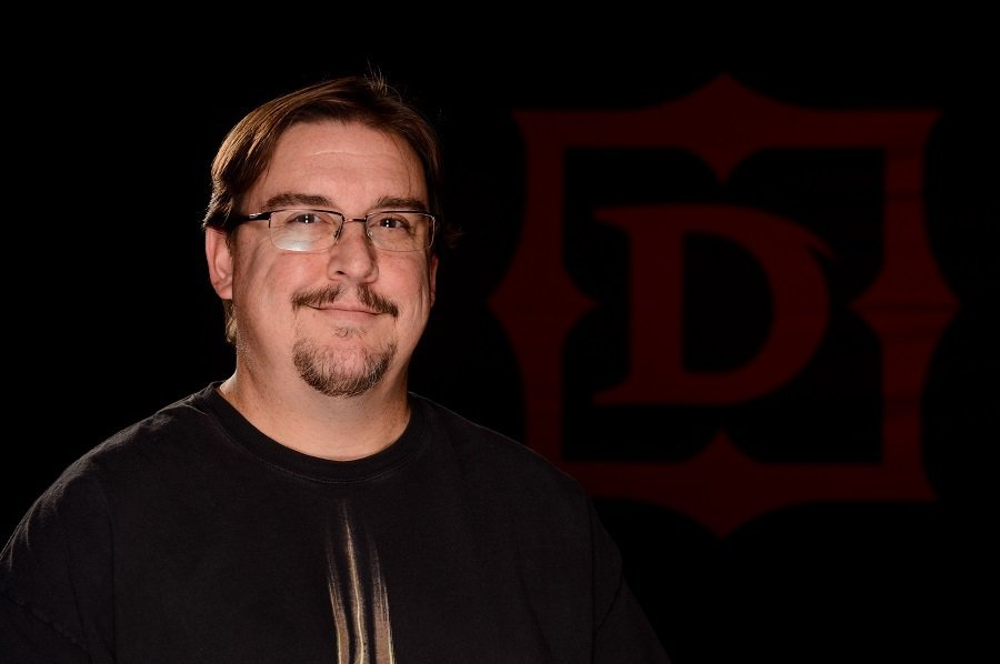 暴雪首席 VFX 美術師 Julian Love。