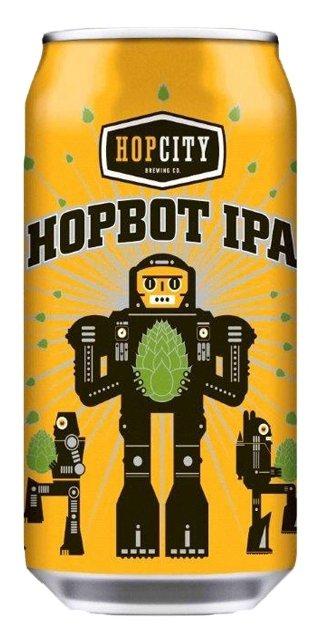 啤酒花機器人淡色IPA啤酒。圖/7-ELEVEN提供