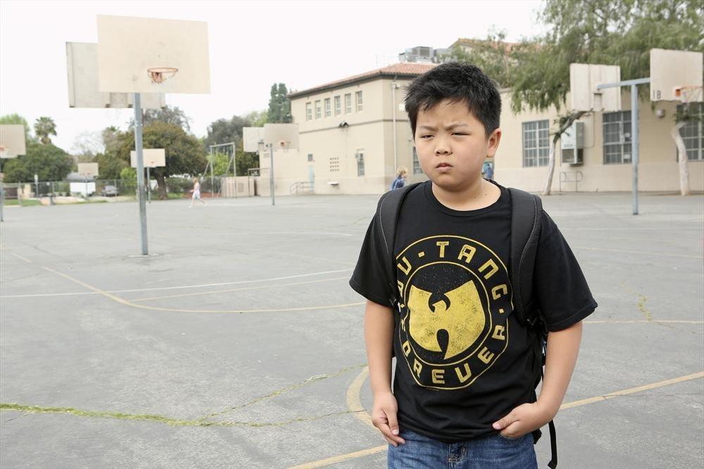楊昇德以「菜鳥新移民」入圍全美青少年民選獎。圖/摘自tvguide