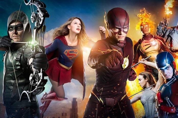 CW的DC漫畫英雄影集搶下不少青少年民選獎提名。圖/摘自dark horizon...
