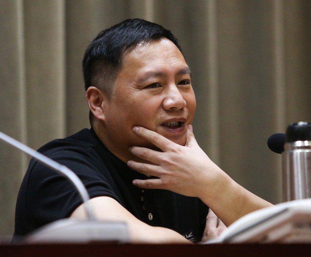 王丹旅居台灣多年,即將離台赴美。 中央社