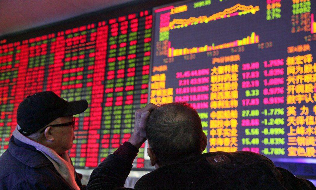 台北時間21日凌晨,MSCI公布將大陸A股納入新興市場基準指數。 示意圖/新...