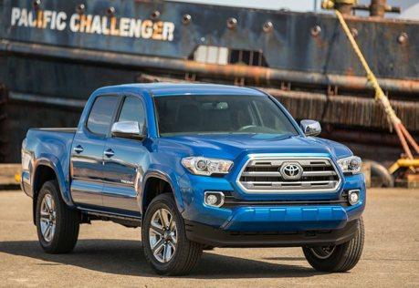 防鏽塗層搞的鬼?北美 Toyota 召回 3.2 萬輛 Tacoma 皮卡車