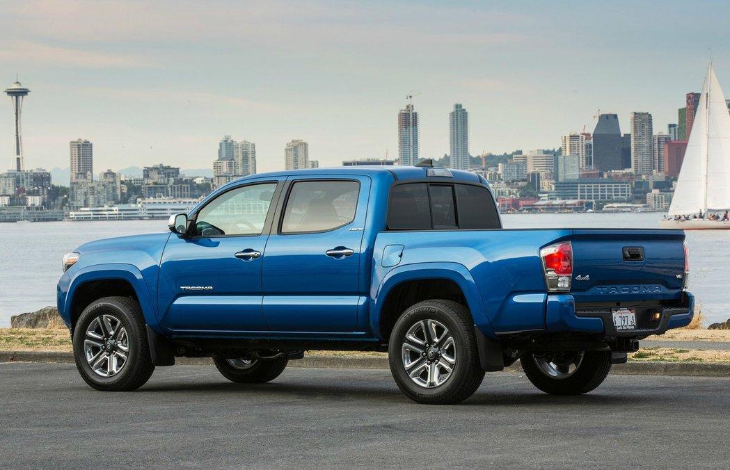 此次北美召修的 Toyota Tacoma,主因為曲軸傳感器瑕疵,恐有導致車輛行...