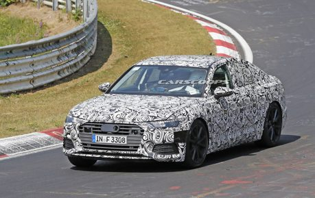 間諜照曝光 新Audi S6 向 BMW M550i xDrive 宣戰!