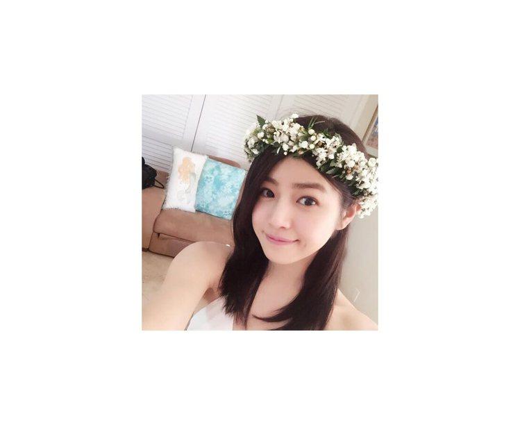 圖/陳妍希臉書,Beauty美人圈提供