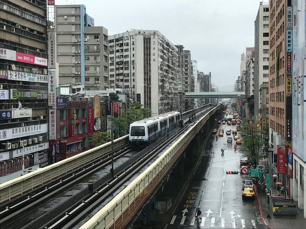 未來十年內台灣人口將愈來愈少,而北市更是首當其衝。記者游智文/攝影