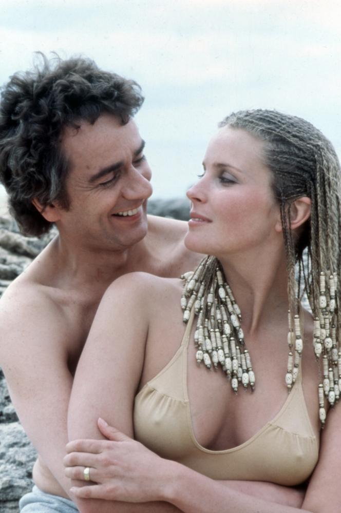 波德瑞克在「十全十美」與杜德利摩爾有不少性感對手戲。圖/摘自imdb