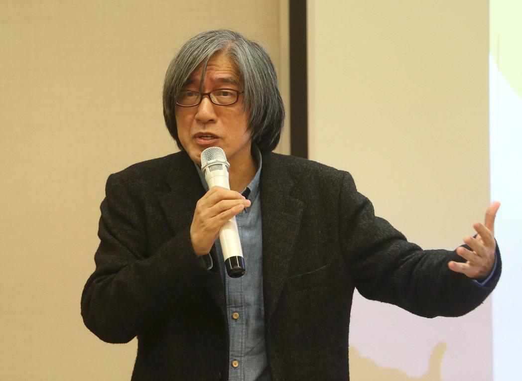 網路家庭董事長詹宏志。(本報系資料庫)