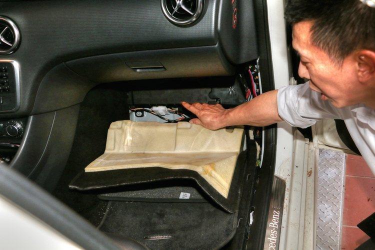 泡水車和事故車在第一時間就會被揪出來,車源控管也會確保完全排除。 Auto-online汽車線上總編輯羅焜平提供