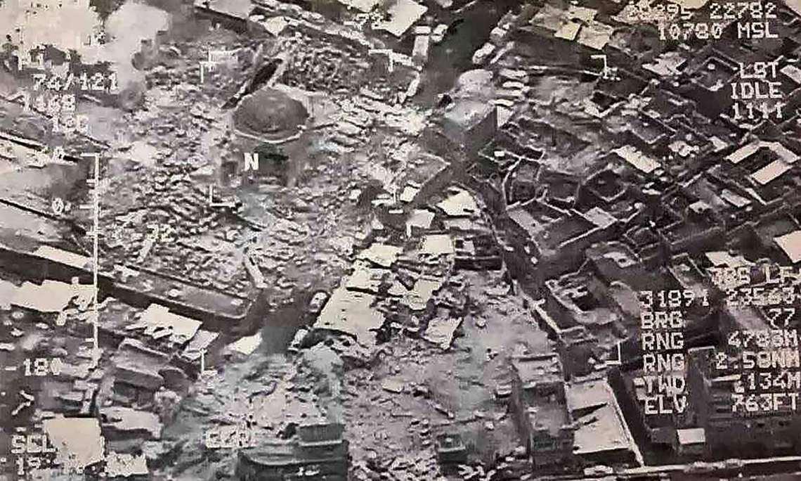 這座以傾斜叫拜塔聞名的古蹟,不僅是伊斯蘭歷史的重要遺產,也是ISIS領袖巴格達迪...