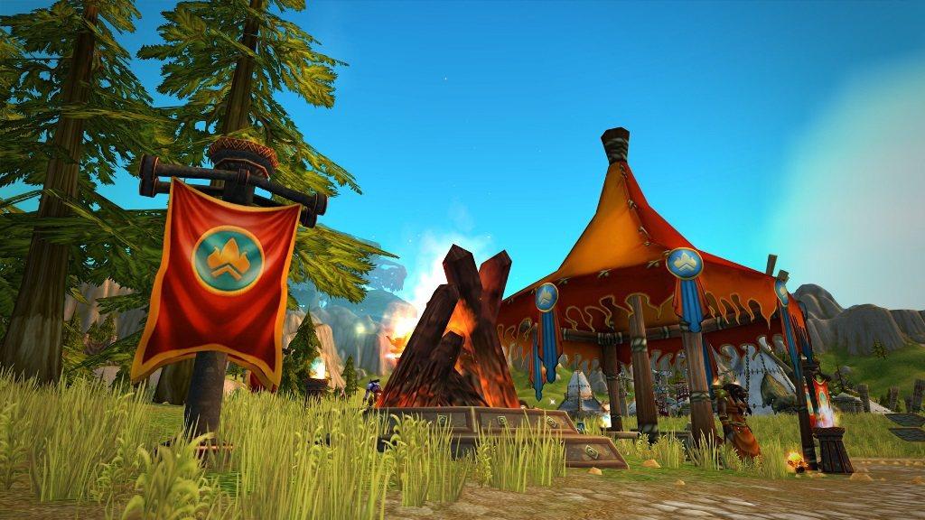 在營火旁就位,勇士,戰火已經燃起!仲夏火焰節是《魔獸世界》最具PvP色彩的事件之...