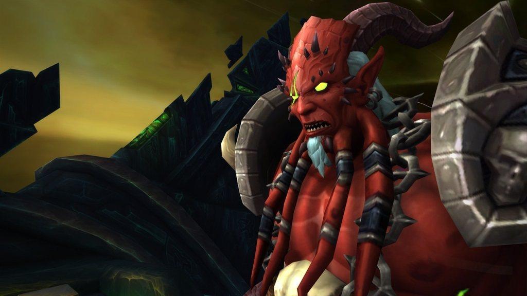 預計 8 月 10 日 登場的惡魔領主「基爾加丹」準備親自對付你!這場戰鬥將決定...