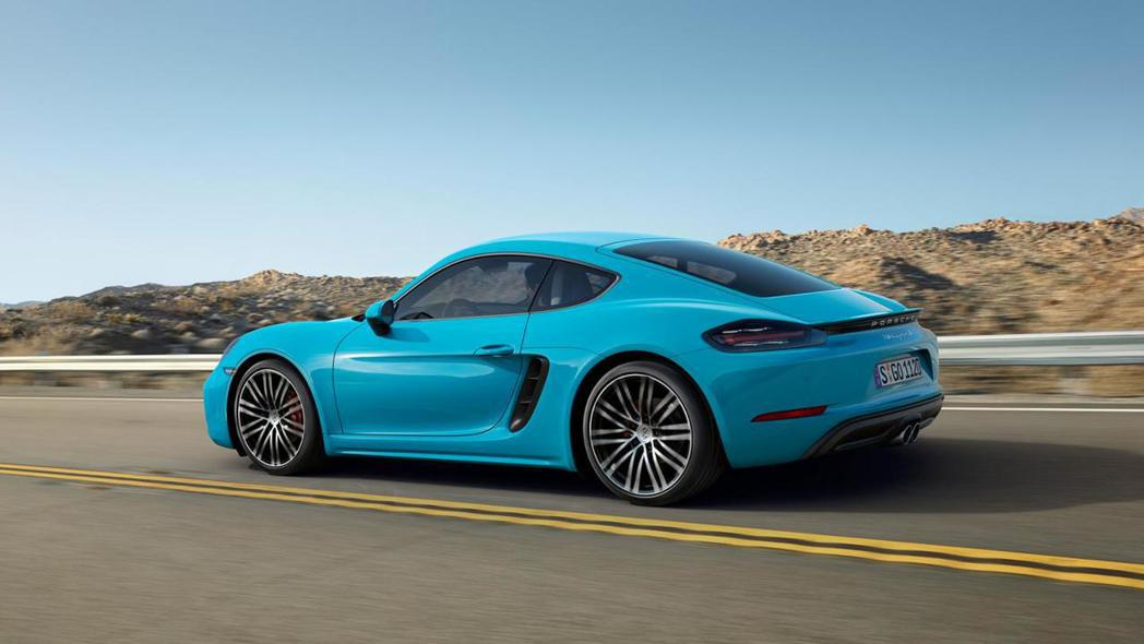 Porsche 718 Boxster/718 Cayman的2.0L渦輪增壓水...