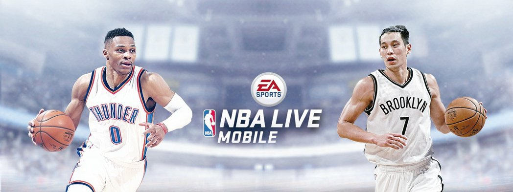 《NBA LIVE Mobile》全球版封面球星Russell Westbroo...