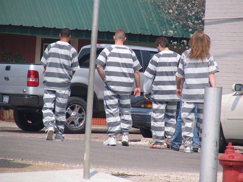 監獄用意原本希望教化人心,改過向善,但基督教團體認為,目前其功能已經失常。(Ph...