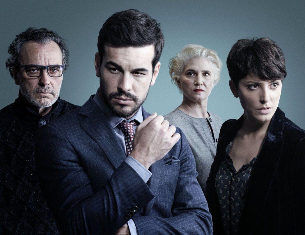 「佈局」是西班牙奇情懸疑電影。圖/摘自imdb