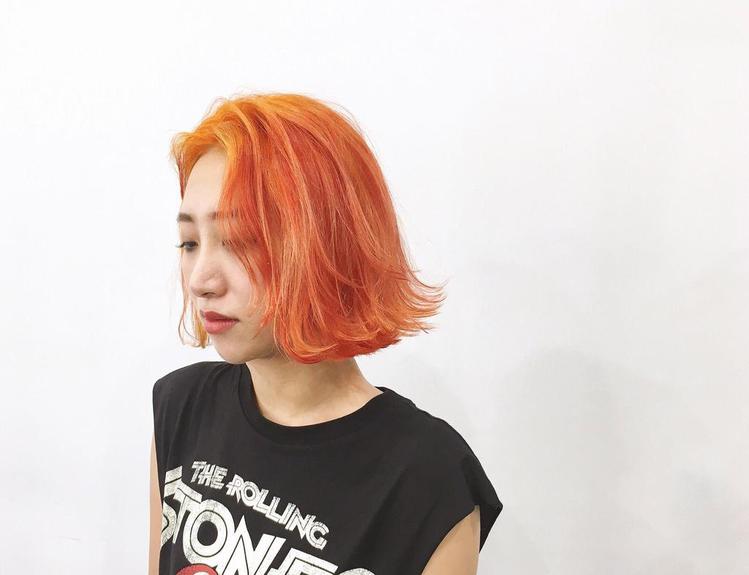 髮型創作/尤卡 hair salon - 王豆綠 。圖/HairMap美髮地圖提...