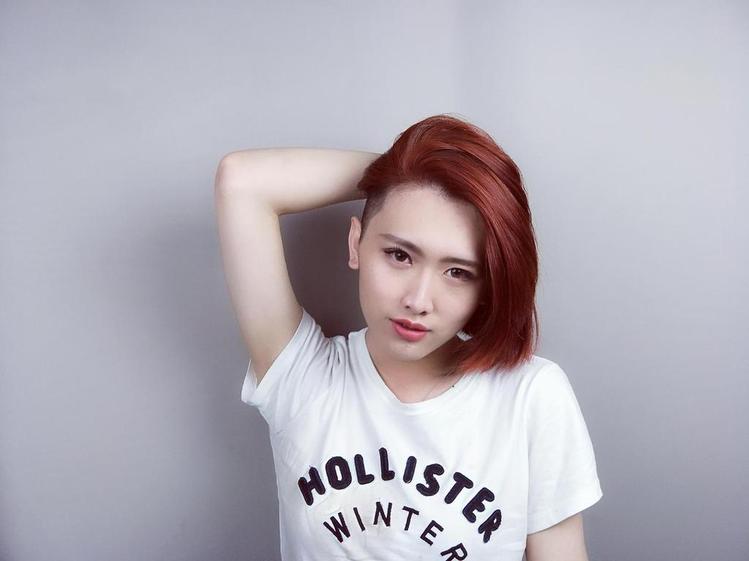 髮型創作/E3 hair salon - 石恩 。圖/HairMap美髮地圖提供