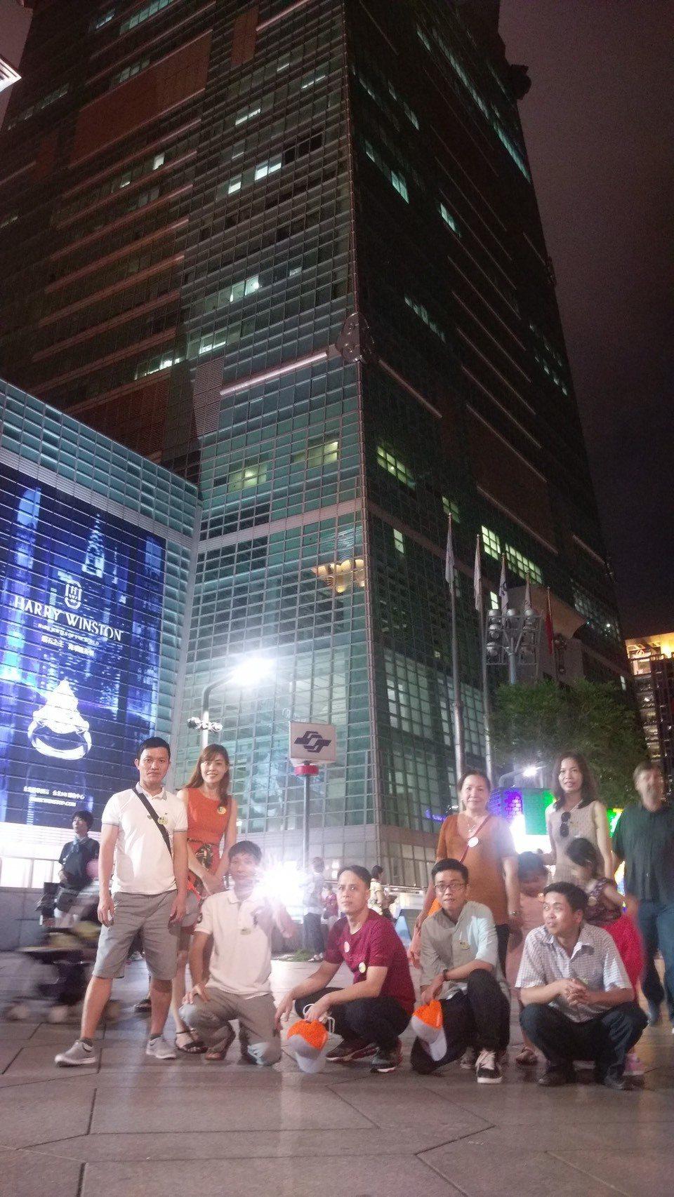 台商勝邦金屬公司斥資4000萬元安排越南員工來台旅遊,堪稱「新南向推行以來最大團...