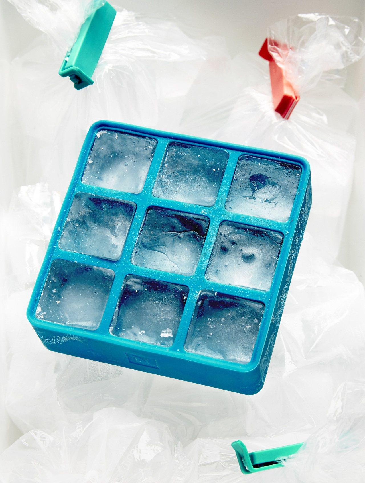 N-ice製冰盒。圖/Nespresso提供